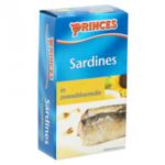 Princes Sardines in zonnebloemolie