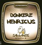 Sallands Donkere hendricus