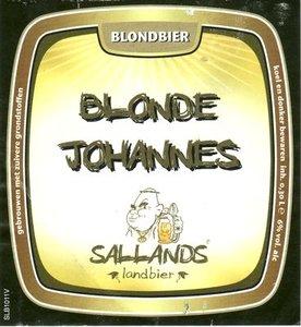 Sallands Blonde Johannes